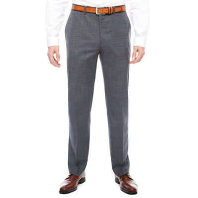 Claiborne Squares Slim Fit Stretch Suit Pants