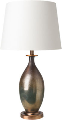 Decor 140 Yuerran 16x16x30.25 Indoor Table Lamp - Brown