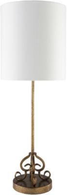 Décor 140 Adami 28x10x10 Indoor Table Lamp - Gold