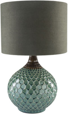 D??cor 140 Amici?? 22.5x14x14 Indoor Table Lamp