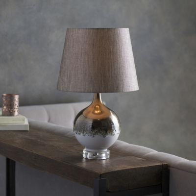 Decor 140 Blenkarne 12x12x19 Indoor Table Lamp - Brown