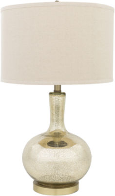 Décor 140 Octave 26.5x16x16 Indoor Table Lamp - Gold
