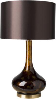 D??cor 140 Padfield 16x16x27 Indoor Table Lamp - Brown