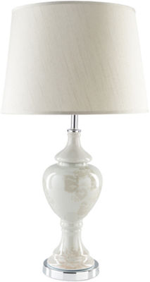 Décor 140 Schmidt  25x13.75x13.75 Indoor Table Lamp - Grey