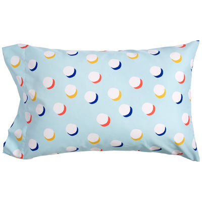 Scribble Dots Standard Pillowcase