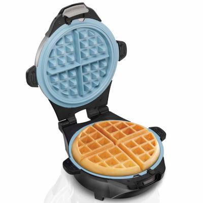 Hamilton Beach® Durathon® Mess-Free Belgian Style Waffle Maker
