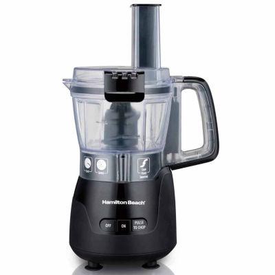 Hamilton Beach® Stack & Snap™ 4-Cup Compact Food Processor
