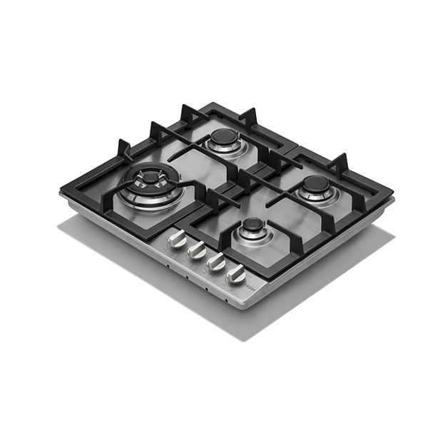 "Haier 24"" Gas Cooktop"