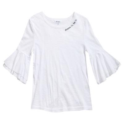 Obsess Graphic T-Shirt-Big Kid Girls