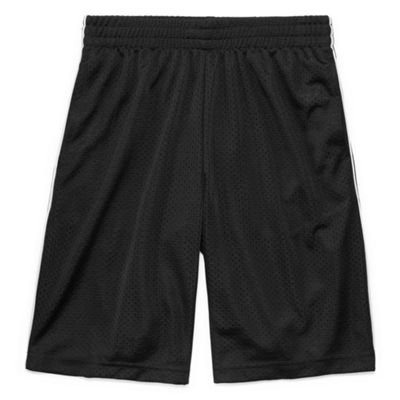Xersion Mesh Short Boys Drawstring Waist Basketball Short - Big Kid Husky