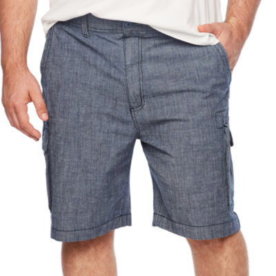 The Foundry Big & Tall Supply Co. Chino Cargo Shorts Big and Tall