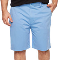 The Foundry Big & Tall Supply Co. Mens Stretch Chino Short-Big Deals