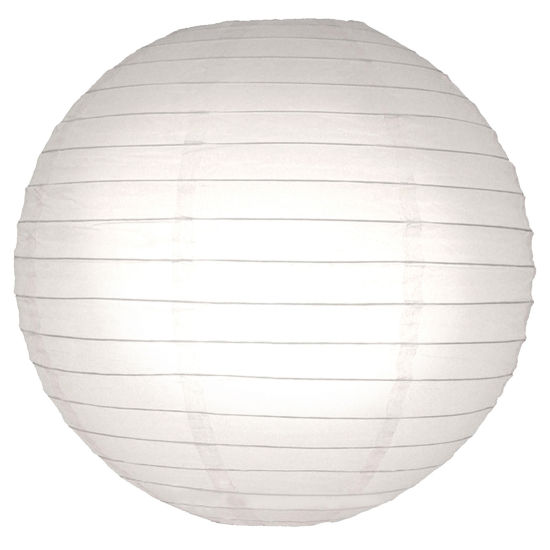 "Round Paper Lanterns 10"" (Set of 5)"""