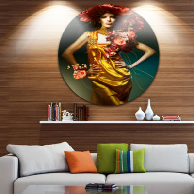 Designart Metal Wall Art