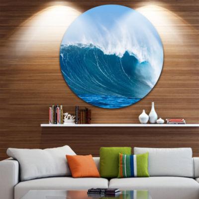 Designart Beach + Nautical Metal Wall Art