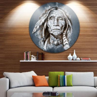 Designart Metal Wall Art