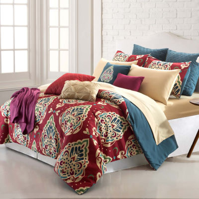 Pacific Coast Textiles 16-pc. Reversible Comforter Set