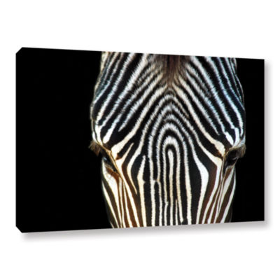 Brushstone Animal Print Gallery Wrapped Canvas Wall Art