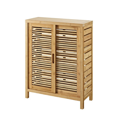 Bracken Two Door Floor Bathroom Cabinet