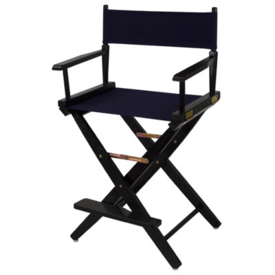 American Trails Extra-Wide Premium Directors Chair Black Frame