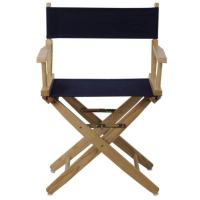 American Trails Extra-Wide Premium Directors Chair Natural Frame
