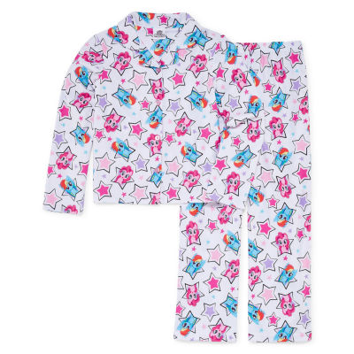 Hasbro 2-pc. My Little Pony Pant Pajama Set Girls