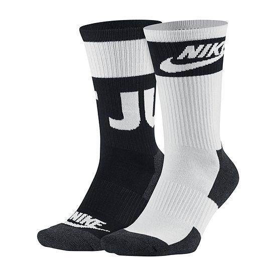 Nike 2-pc. Crew Socks-Mens
