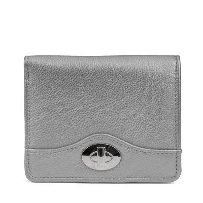 Mundi Mini Bi-Fold RFID Blocking Billfold Wallet