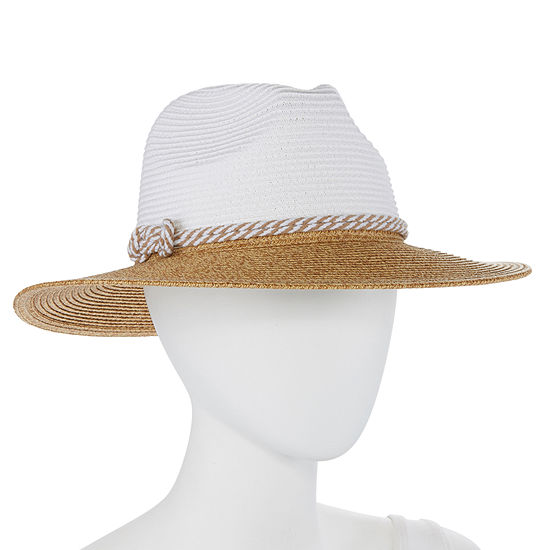 August Hat Co. Inc. Toyo Fedora