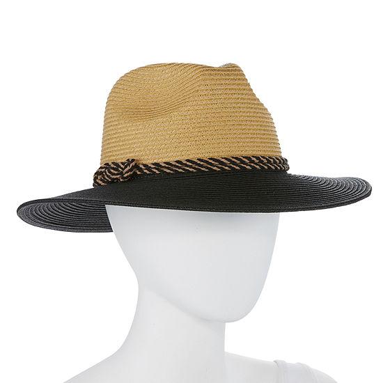 August Hat Co. Inc. Toyo Fedora