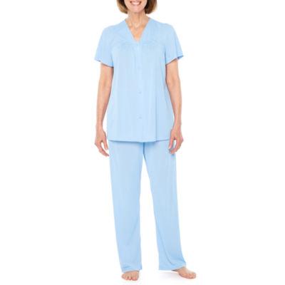 Lissome PolyTricot Short Sleeve Pajama Set
