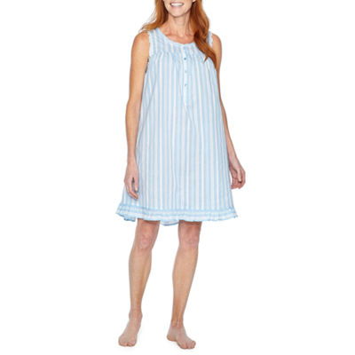 Adonna Woven Sleeveless Nightgown