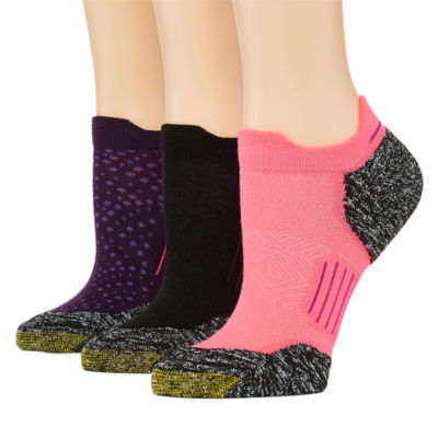 Gold Toe Air Sport 3 Pair No Show Socks - Womens