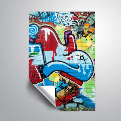 Brushstone Graf 2 (2) Removable Wall Decal