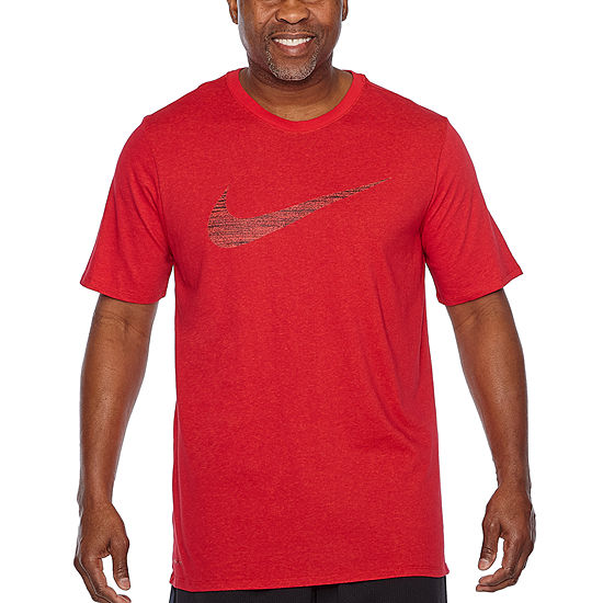 6f14639e Nike Swoosh Short-Sleeve Tee-Big & Tall