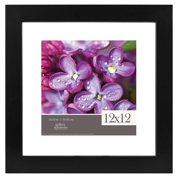 12X12 Float To 8X8 Wide Frame