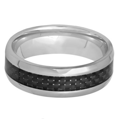 Steeltime Mens 9mm Stainless Steel Band