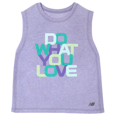 New Balance Tank Top - Big Girls
