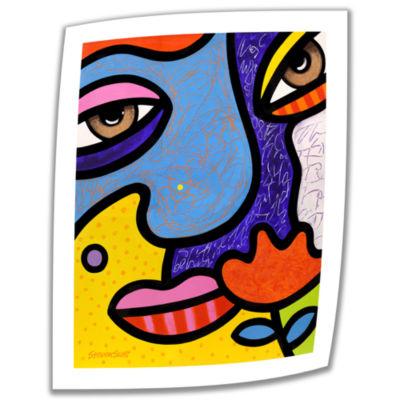Brushstone Max Canvas Wall Art