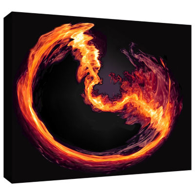 Brushstone Purify Gallery Wrapped Canvas Wall Art