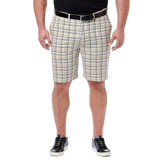 Haggar Cool 18 Pro Classic Fit Shorts – Big and Tall