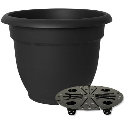 "Bloem Ariana Self Watering 20"" Planter"""