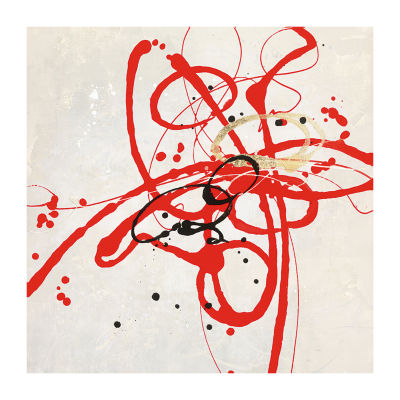 Stylus III Canvas Art
