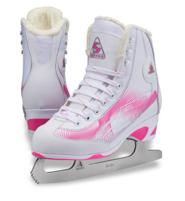 Jackson Ultima Softec Rave Girls Figure Skates