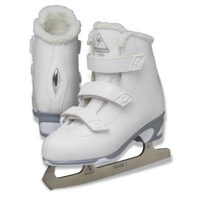 Jackson Ultima 161 Girls Velcro Figure Skates
