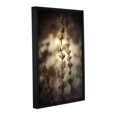 Brushstone And Ever Gallery Wrapped Framed CanvasWall Art