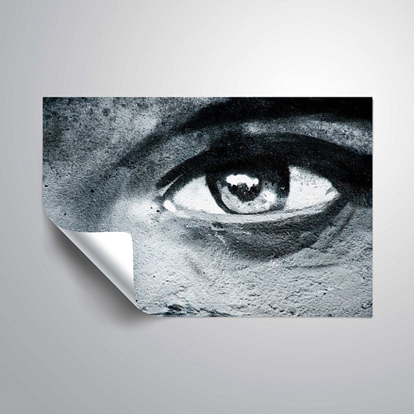 Brushstone Eyes 22 Removable Wall Decal