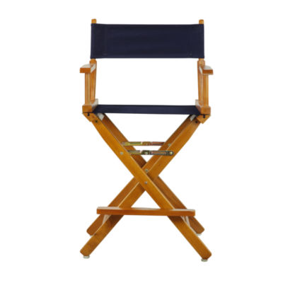 Director's Chair Honey Oak Frame