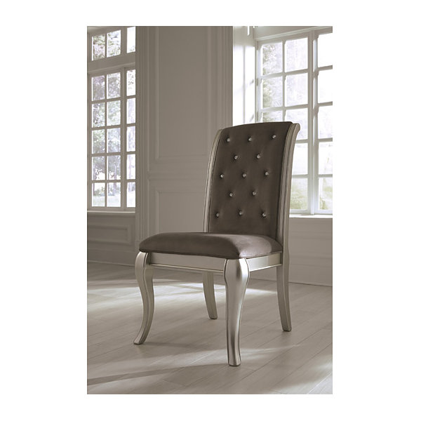 Signature Design by Ashley® Set of 2 Birlanny Upholstered Dining Side Chairs