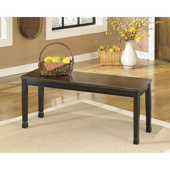 Signature Design by Ashley® Owingsville Dining Bench